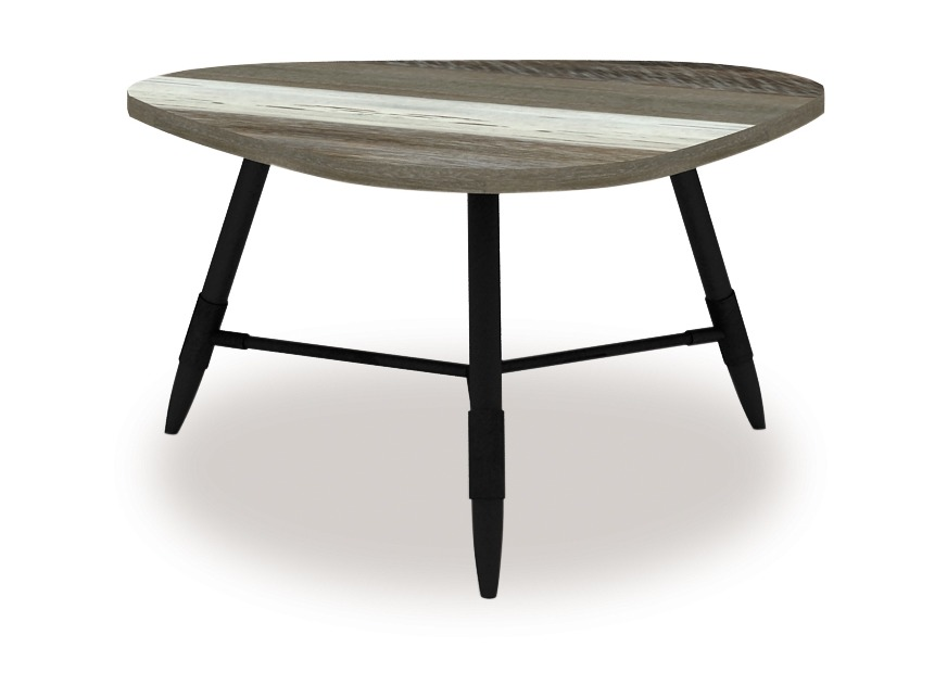 Havana coffee table large for 3 sided dining room table
