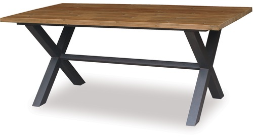 cross dining table - Tables