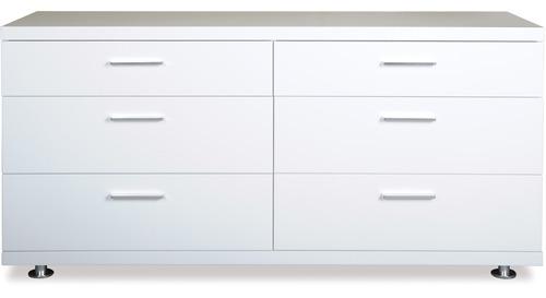 Arctic Dresser Tallboys Dressers Bedroom Danske