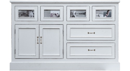 Heirloom Photo Cabinet