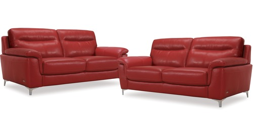 Manly 3 Seater + 2 Seater Lounge Suite