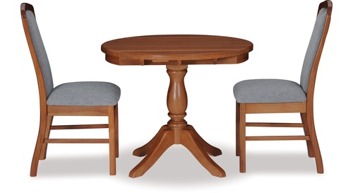 Belmont Folding Dining Table & Madeira Chairs
