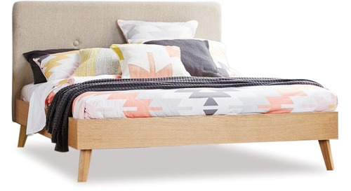 Copenhagen Super King Slat Bed
