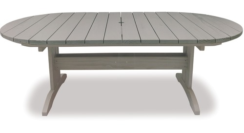 Pacific 2200 Oval Extension Table