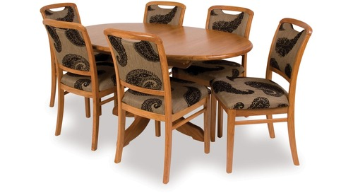 Casino Extension Dining Table & Melody Chairs