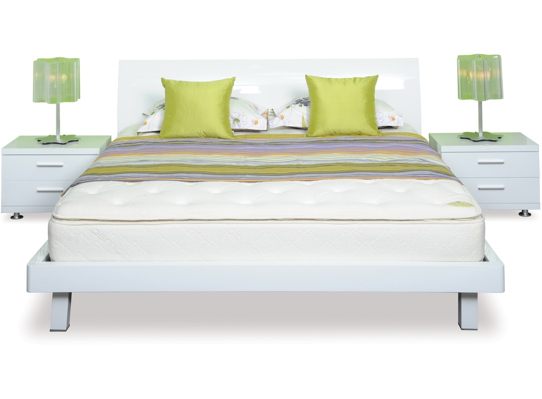 Arctic Slat Bed Frame Headboard Queen Slat Beds Bedroom Danske