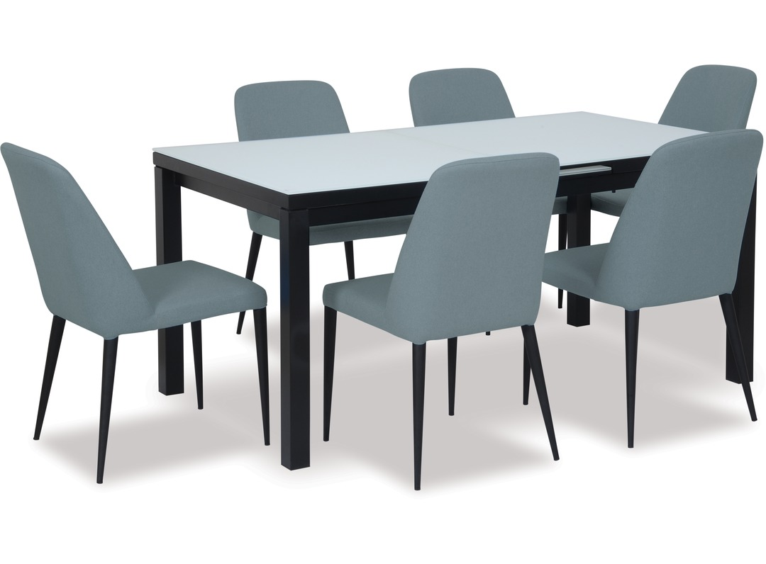 Kudos 7 Pce Extension Dining Suite
