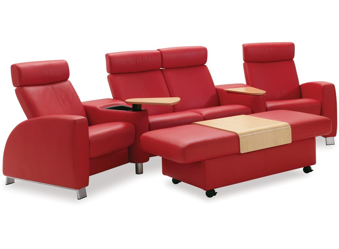 stressless arion home cinema sc121. Black Bedroom Furniture Sets. Home Design Ideas