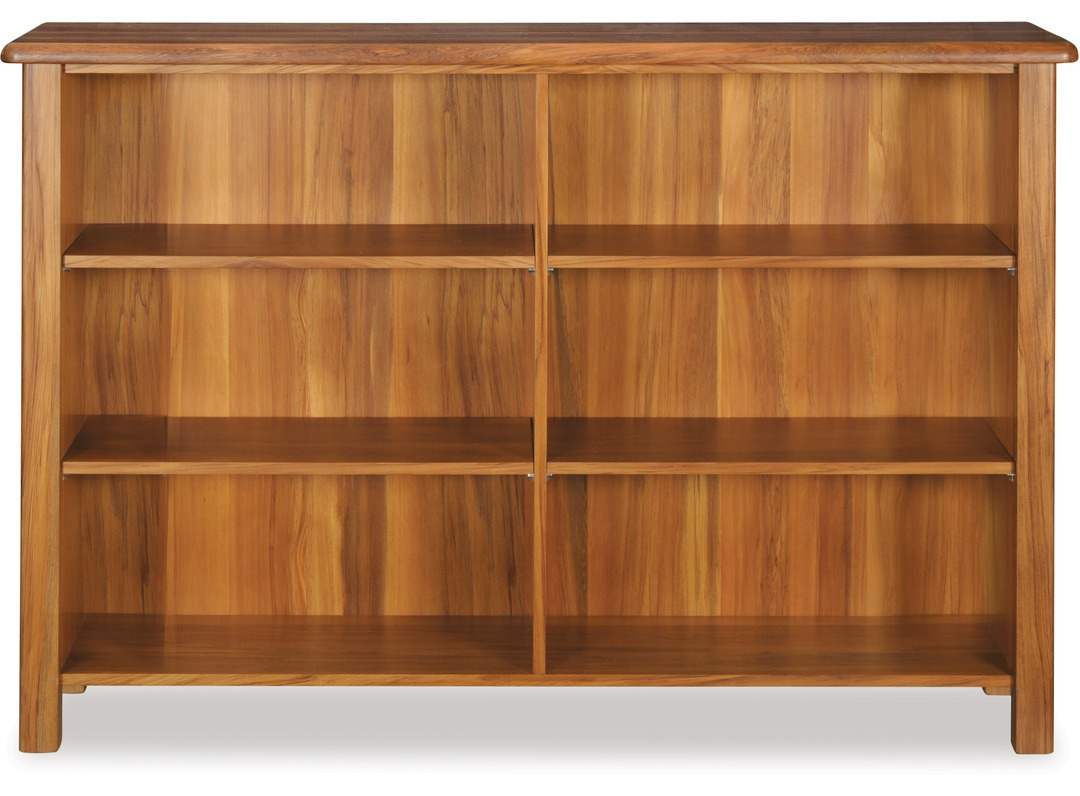 bronx double bookcase | wall units china cabinets | display storage ...