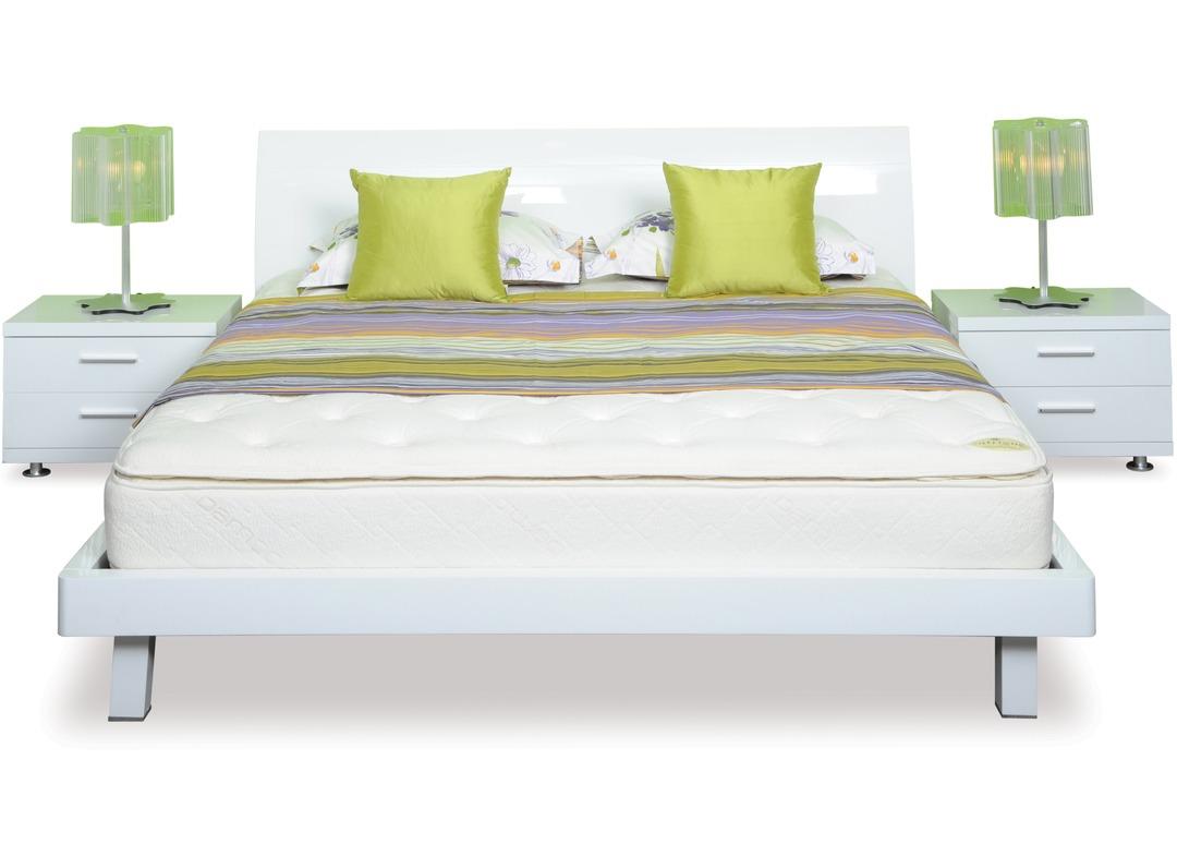 Arctic slat bed frame headboard super king