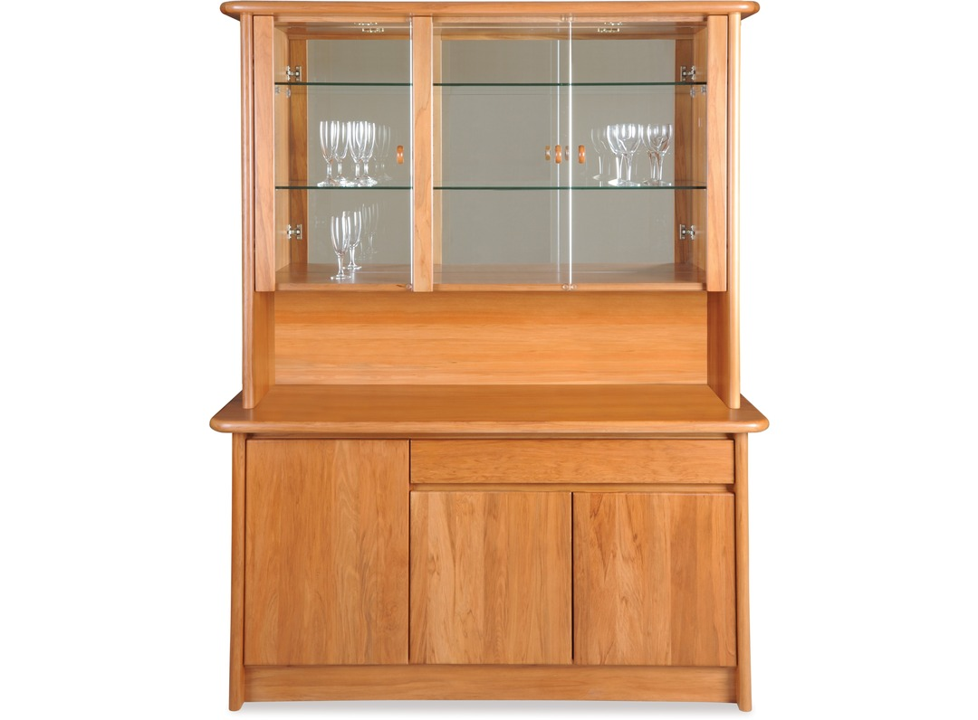 Strada 1500 Sideboard Hutch