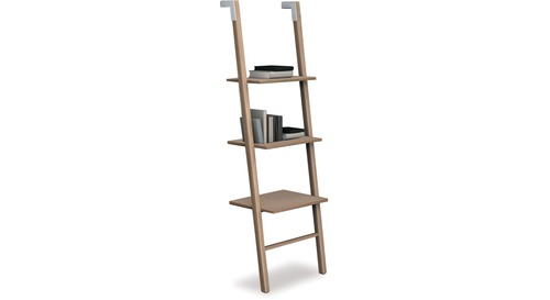 Silo Leaning Bookcase