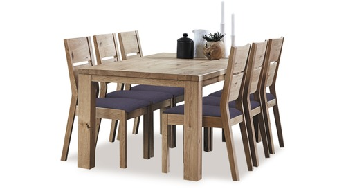 Florence 1800 Extension Dining Suite