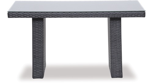 Mode Low Outdoor Dining Table