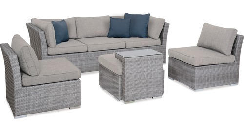 Rewa 5-pce Outdoor Modular Suite