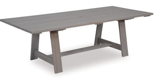 Cabo 2400 Oblong Outdoor Table - Danske Mobler New Zealand Made Furniture, Stressless Furniture