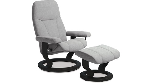 Stressless® Consul Fabric Recliner - Special Buy