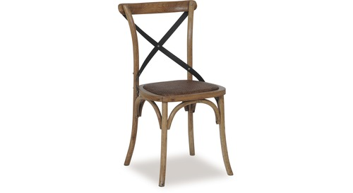 Cross Dining Chair