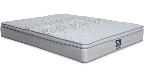 Sealy Madrid Plush -  Queen Mattress Only