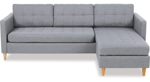 Sagunto 2 Seater Flip Chaise Lounge Suite RHF - Special Buy While Stocks Last!
