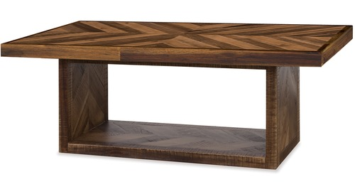 Parquet-2 Coffee Table