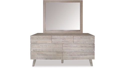 Sussex Dresser with Mirror