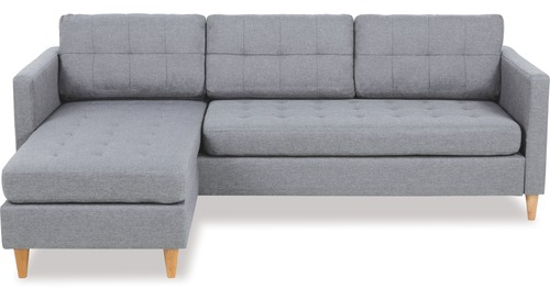 Sagunto 2 Seater Flip Chaise Lounge Suite LHF - Special Buy While Stocks Last!