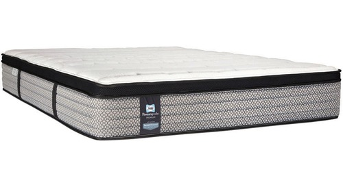 Sealy Premium Montreal Plush -    Queen Mattress Only
