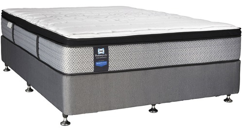 Sealy Performance Vancouver Firm -   Queen Mattress & Base