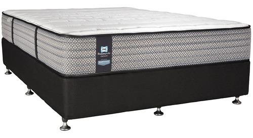 Sealy Premium Montreal Firm - King Mattress & Base