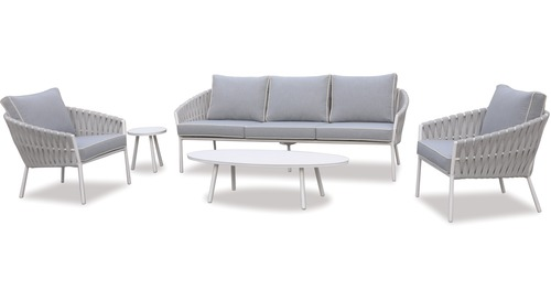Bosilli 5-pce Outdoor Lounge Suite