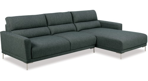 Kamille 2 Seater Chaise Lounge Suite RHF