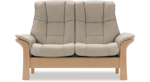Stressless® Windsor 2 Seater Lounge Suite - High Back