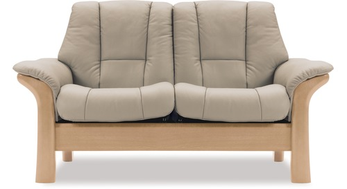 Stressless® Windsor 2 Seater Lounge Suite - Low Back