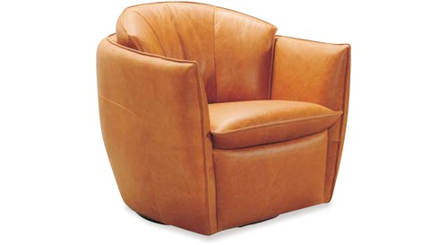 Shelly Swivel Armchair / Occasional Chair