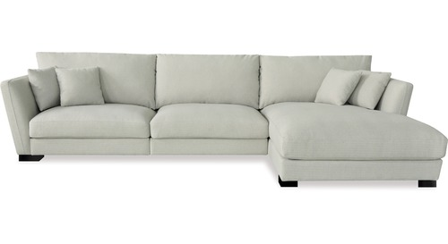 Lopez 3 Seater Chaise Lounge Suite RHF