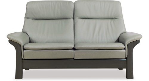 Stressless® Saga 2 Seater Lounge Suite - High Back