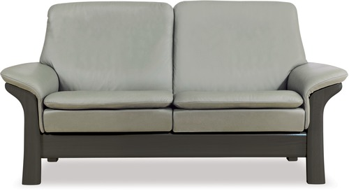 Stressless® Saga 2 Seater Lounge Suite - Low Back