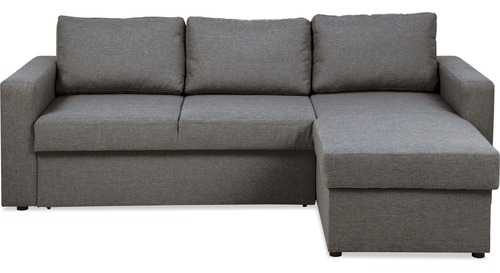 Silo Sofa Bed with Storage Chaise RHF