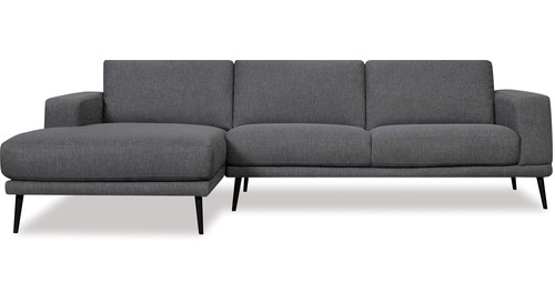 Taylors 3 Seater Chaise Lounge Suite LHF