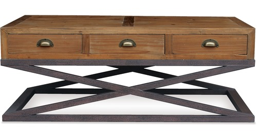 Cross Coffee Table