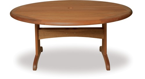 Eden 1800 Round Outdoor Table