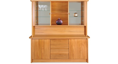 Strada 1800 Sideboard & Hutch