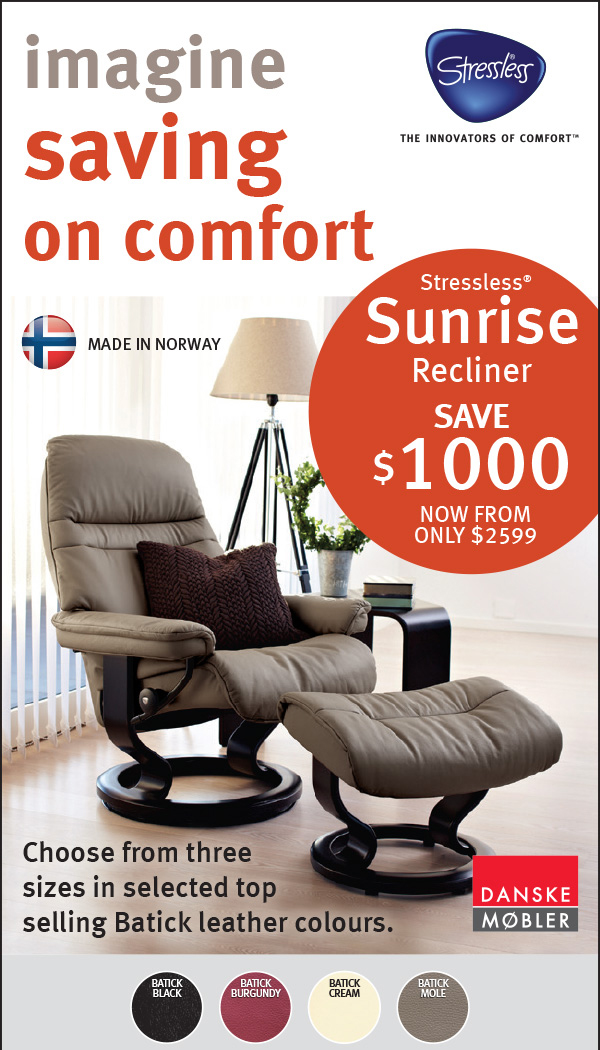 Imagine saving on comfort  sc 1 st  Danske Mobler : stressless recliner nz - islam-shia.org